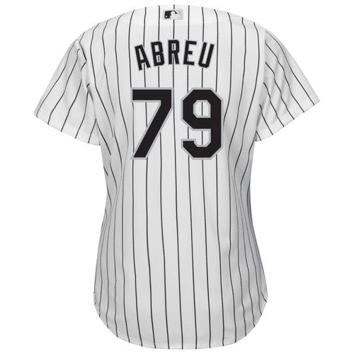 Majestic Women's Chicago White Sox José Abreu #79 Cool Base® Replica Home Jersey