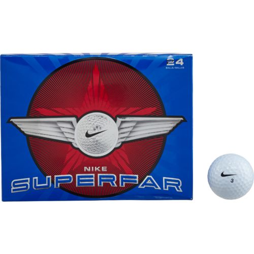 Display product reviews for Nike Superfar DD 2-Wings Golf Balls 24-Pack