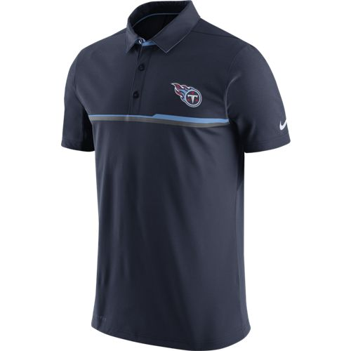 Nike Men's Tennessee Titans Sideline Elite Polo Shirt