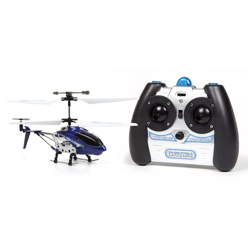 World Tech Toys Phantom Metal Gyro 3.5 Channel IR Helicopter