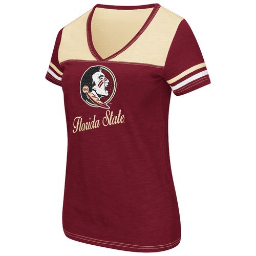 Colosseum Athletics™ Women's Florida State University Rhinestone