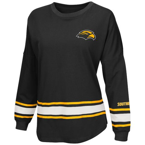 Colosseum Athletics™ Women's University of Southern Mississippi All Around Oversize Long Sl