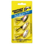 Panther Martin Best of the Best Classic Spinners 3-Pack