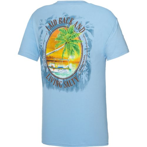 Salt Life™ Men's Laid Back Pocket T-shirt