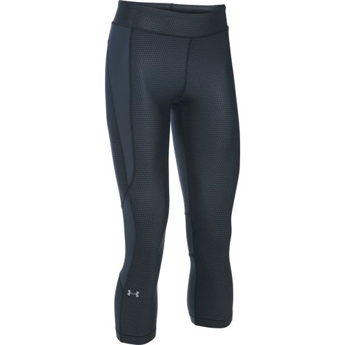 Under Armour™ Women's HeatGear® Printed Crop Pant