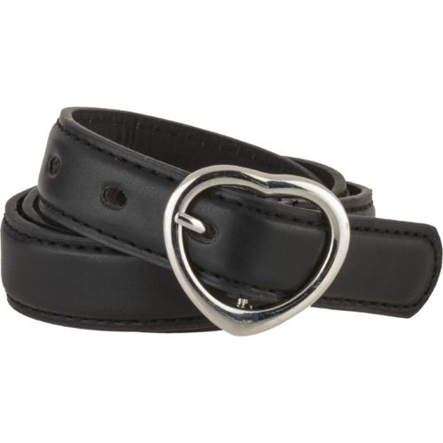 Austin Trading Co. Girls' School Belts 2-Pack