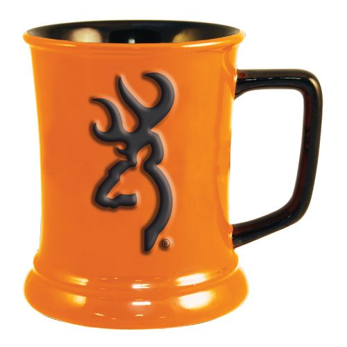 Browning™ Buckmark 15 oz. Sculpted Coffee Mug