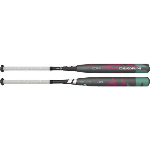 DeMarini Women's CF9 Insane Composite Fast-Pitch Softball Bat -10