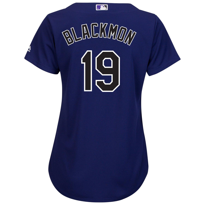 Majestic Women's Colorado Rockies Charlie Blackmon #19 Authentic Cool Base Jersey