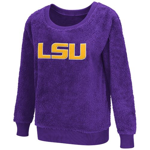 G-III for Her Women's Louisiana State University Sherpa Guide Pullover