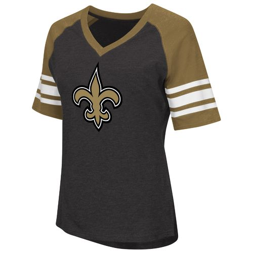 G-III for Her Women's New Orleans Saints Carve Up T-shirt
