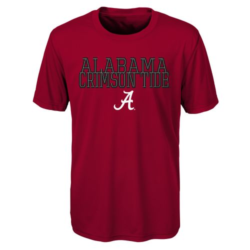 Gen2 Toddlers' University of Alabama Overlap T-shirt - view number 1