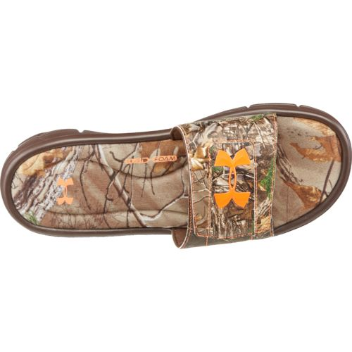 Under Armour Men's Ignite Camo V Sports Slides - view number 4
