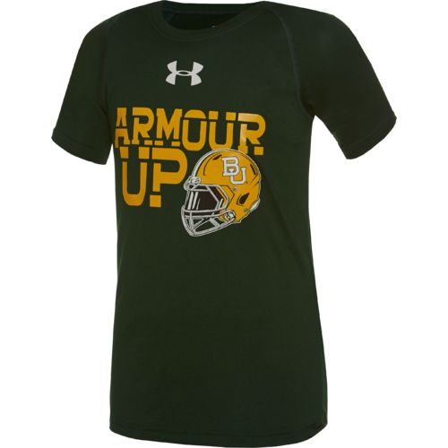 Under Armour™ Boys' Baylor University Tech T-shirt
