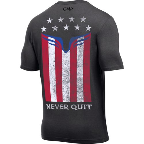 Under Armour™ Men's Freedom Lone Survivor Flag T-shirt
