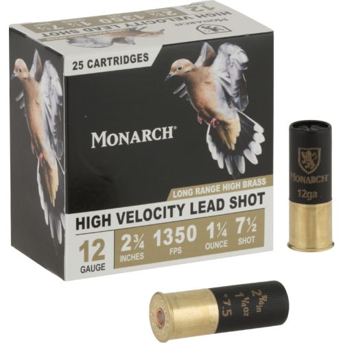Monarch® Long Range 12 Gauge Shotshells - view number 2