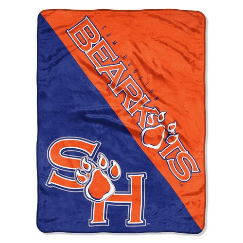 The Northwest Company Sam Houston State University Halftone Micro Raschel Throw