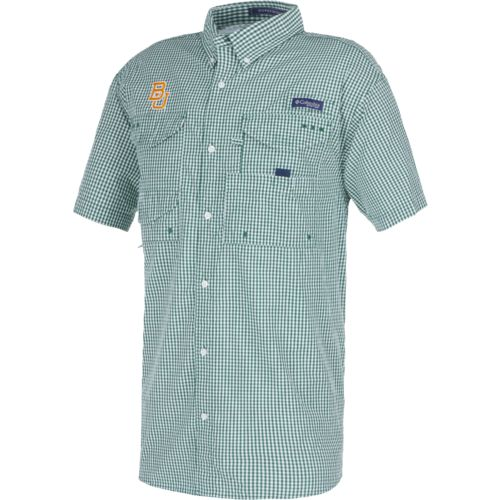 Columbia Sportswear™ Men's Baylor University Super Bonehead™ Shirt