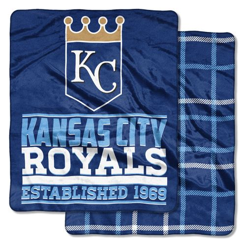 MLB Kansas City Royals I Cloud Throw