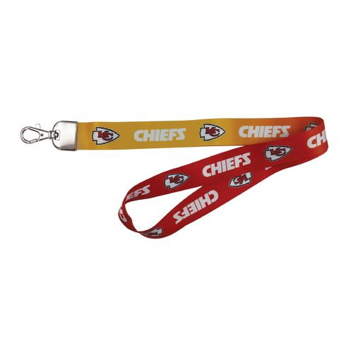 NFL Kansas City Chiefs Ombré Lanyard