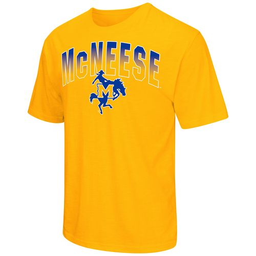 Colosseum Athletics™ Men's McNeese State University Golden Boy T-shirt - view number 2