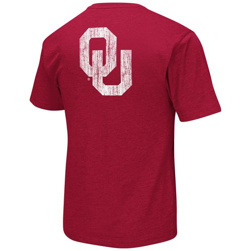 Colosseum Athletics™ Men's University of Oklahoma Banya Pocket T-shirt - view number 2