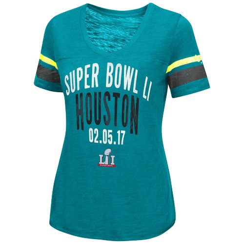 Touch by Alyssa Milano Women's NFL Motion Super Bowl LI 2017 T-shirt
