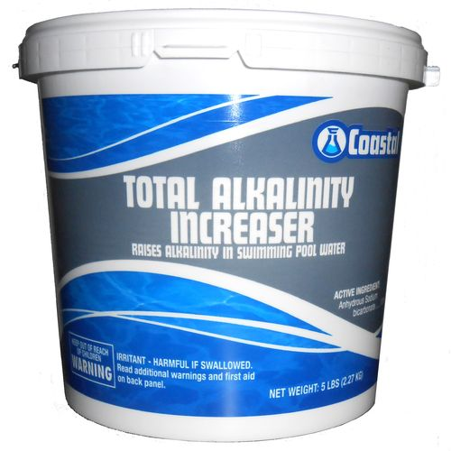 Coastal 5 lb. Total Alkalinity Increaser