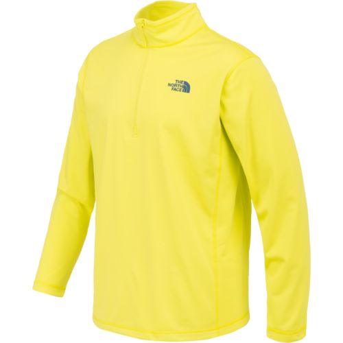 The North Face® Men's Tech Glacier 1/4 Zip Fleece Pullover