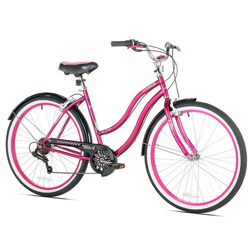 KENT Women's Susan G. Komen 26 in 7-Speed Cruiser Bicycle - view number 1