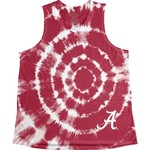 Blue 84 Women's University of Alabama Retro Liquid Muscle Tank Top - view number 1