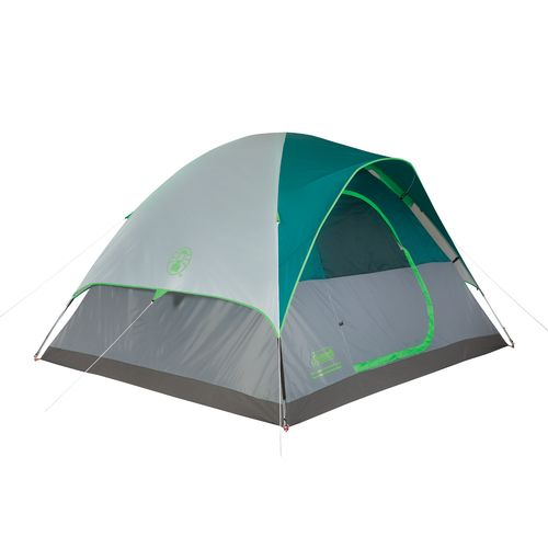 ... Coleman Rolling Meadows 6 Person Dome Tent - view number 4  sc 1 st  Academy Sports + Outdoors & Coleman Rolling Meadows 6 Person Dome Tent | Academy