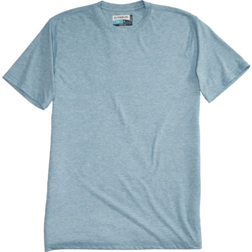 Magellan Outdoors Men's Catch and Release Short Sleeve Crew Top - view number 3