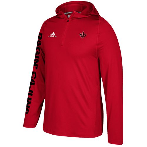 adidas Men's University of Louisiana at Lafayette Sideline Training Hoodie