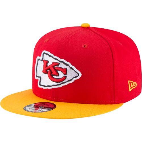 New Era Men's Kansas City Chiefs Baycik Kanchi 9FIFTY Snapback Cap