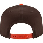 New Era Men's Cleveland Browns 9FIFTY Baycik Snapback Cap - view number 2