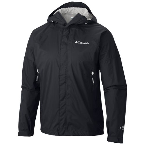 Columbia Sportswear Men's Sleeker Rain Jacket
