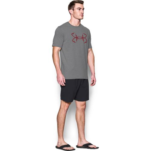 Under Armour Men's Hook Logo T-shirt - view number 5