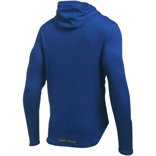 Under Armour Men's SC30 Thermal Long Sleeve Hooded Basketball Shirt - view number 2