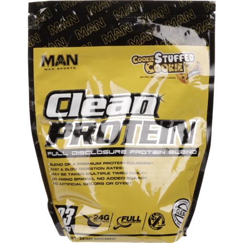 MAN Sports Clean Protein - view number 1