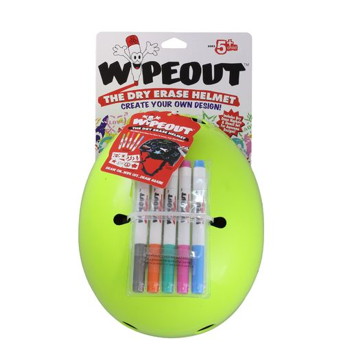 Wipeout™ Kids' Dry-Erase Multisport Helmet - view number 1