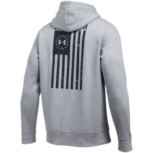 Display product reviews for Under Armour Men's Freedom Flag Hoodie