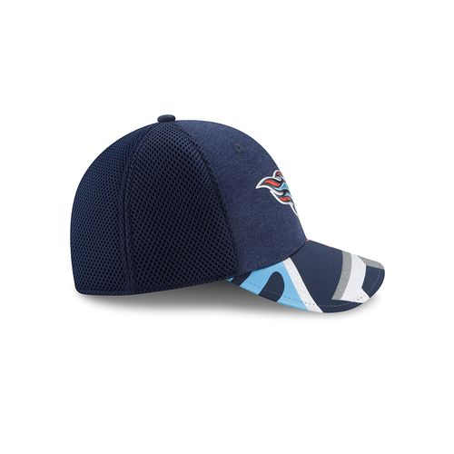New Era Men's Tennessee Titans 39THIRTY NFL17 On Stage Cap - view number 5