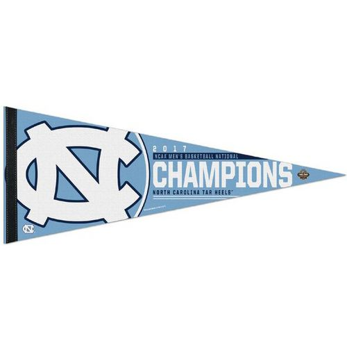 WinCraft University of North Carolina 2017 NCAA Men's Basketball National Champions 12'x30&#