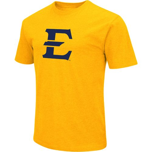 Colosseum Athletics Men's East Tennessee State University Logo Short Sleeve T-shirt