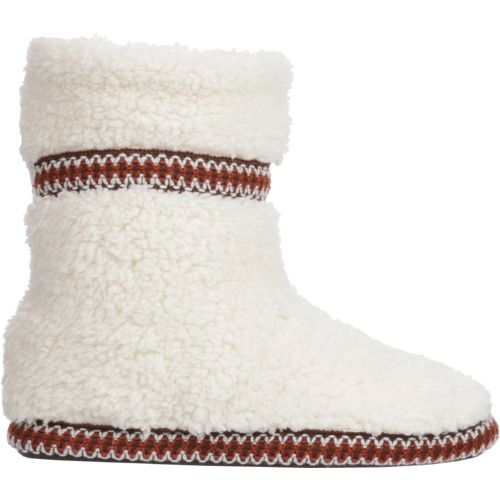 Austin Trading Co. Women's Fuzzy Zip Booties