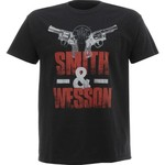 Smith & Wesson Men's Two Guns 2.0 Short Sleeve T-shirt - view number 1