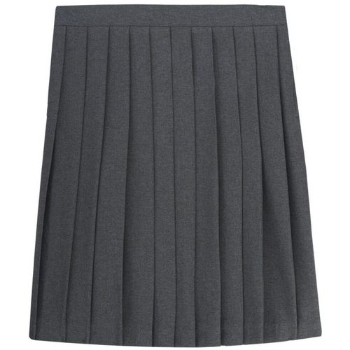 French Toast Girls' Plus Size Pleated Skirt