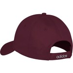 adidas Men's Mississippi State University Basic Structured Adjustable Cap - view number 2