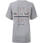 Love & Pineapples Women's Say Yes T-shirt - view number 1